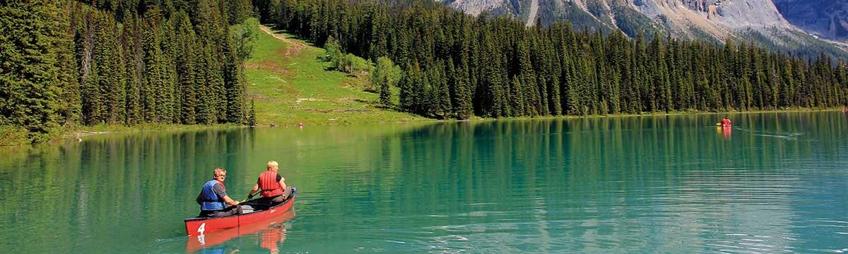 Kanada Reisen Rocky Mountains Reisen