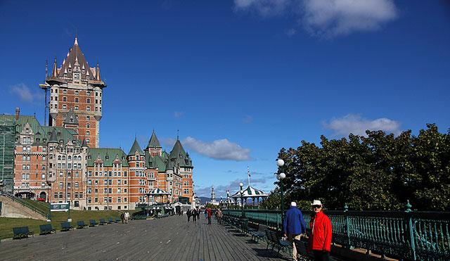 Quebec Reise Kanada