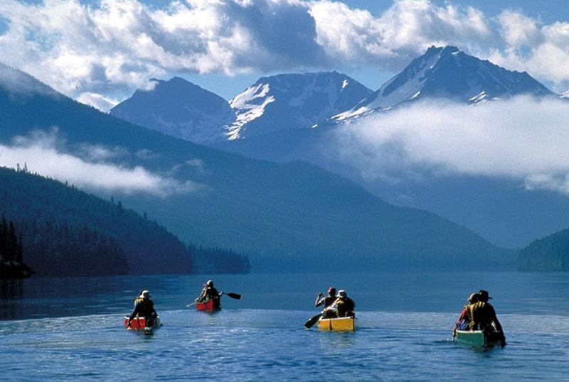 Adventure Reisen Kanada